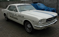1964-1/2 PACE CAR Mustang